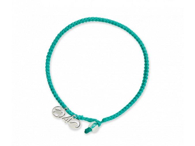 4ocean Hawksbill turtle braided bracelet 1000x