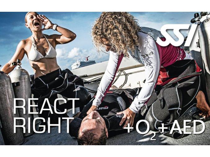 Presentation React Righ O2 AED