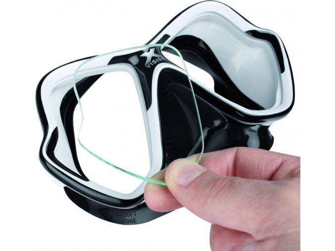 dioptrické sklo