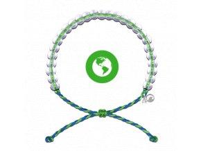 4ocean earth day bracelet