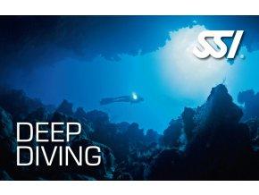 Deep Diving Scuba