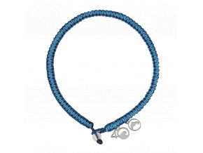 bottlenose Dolphin Braided bracelet 1000x