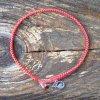 coral reef braided bracelet 4