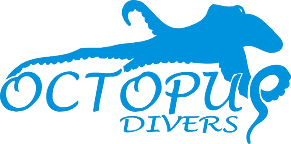 Octopus divers - Potápěčské potřeby