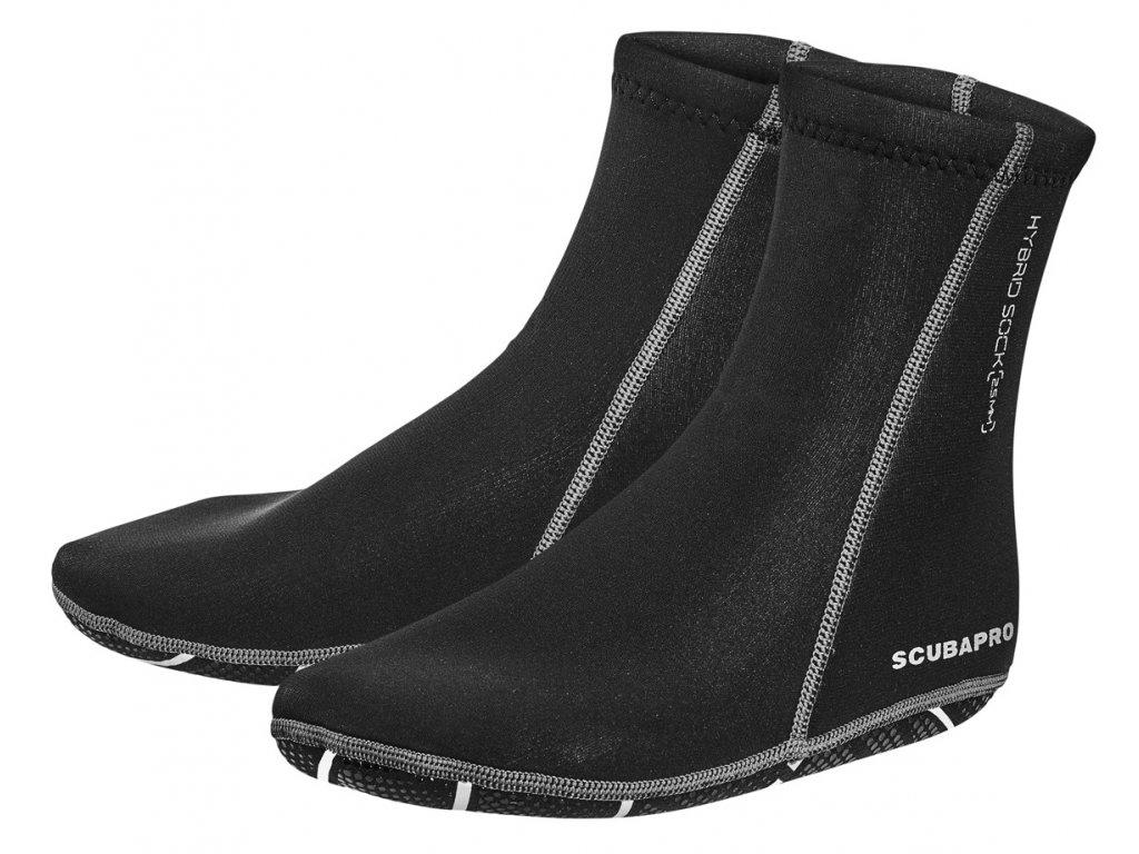 Boots Hybrid Sock 2 5 57.089.X00