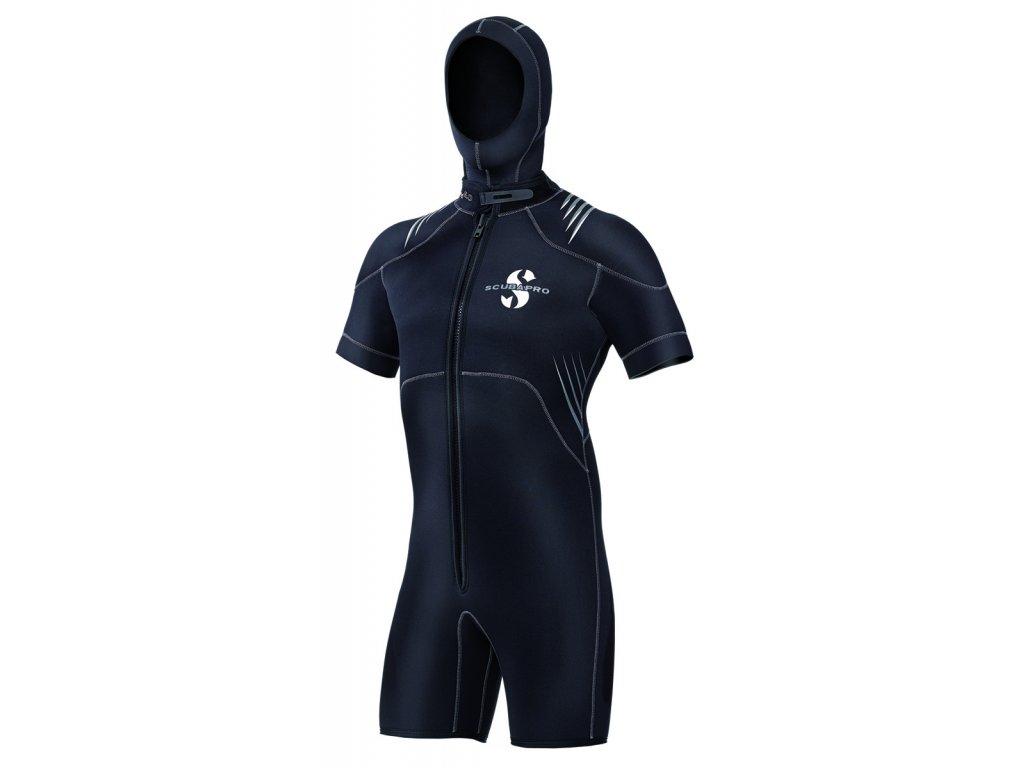 Neoprénová vesta Scubapro Hybrid vest 6.0 Man