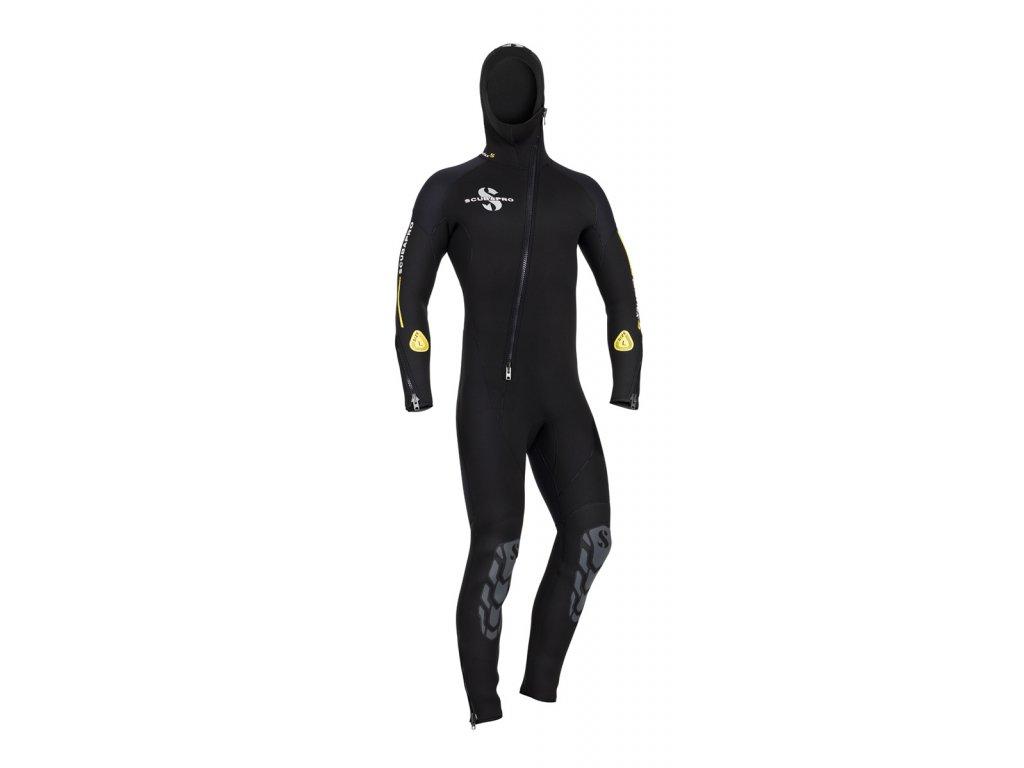 Neoprénový oblek Scubapro Oneflex Hooded 7.0 přední zip Man