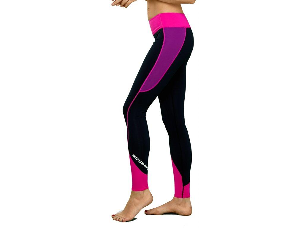 Lykrové kalhoty Scubapro T-Flex Leggings Jewel Women