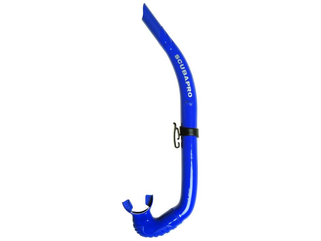Apnea Snorkel blue MR clip