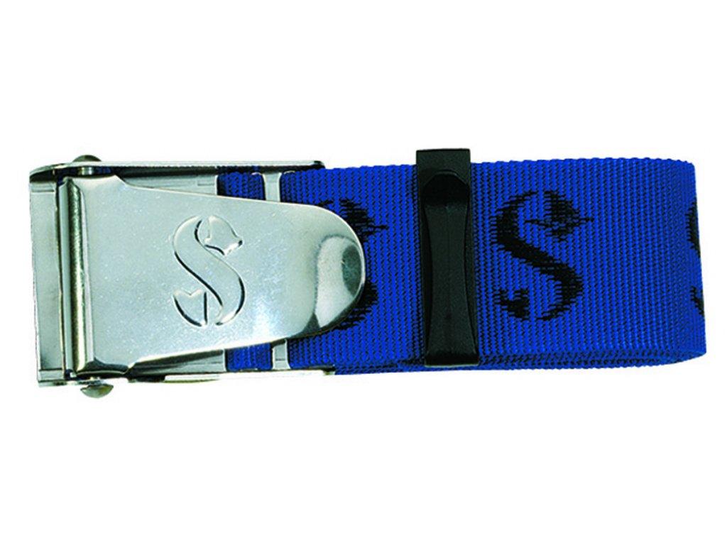 Blue SS Belt