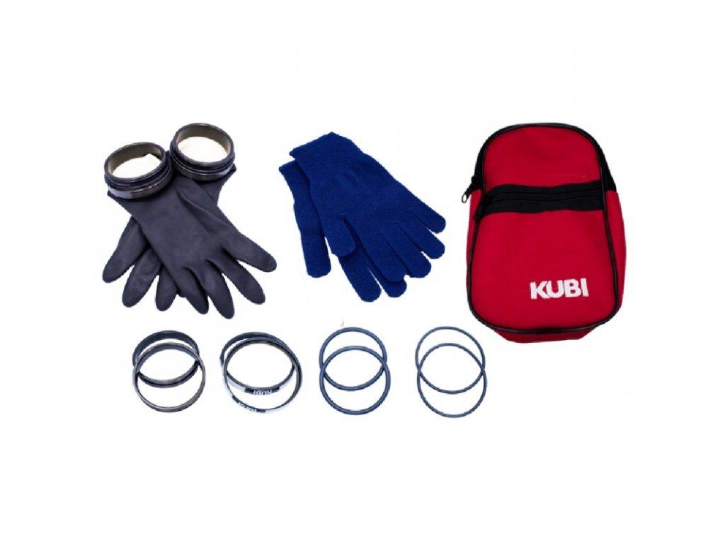 Kroužky Kubi Dry Gloves System