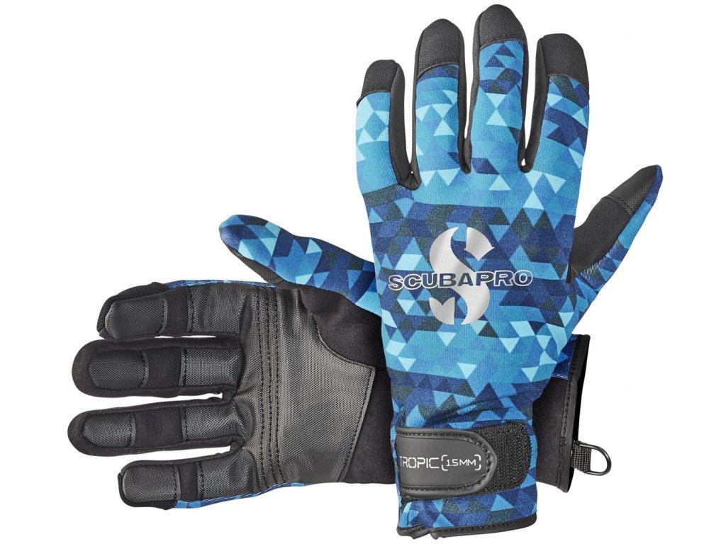 Glove Tropic 1 5 Aeg 58.032.x00