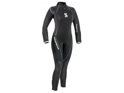 Neoprénový oblek Scubapro Definition 7.0 zadní zip Lady