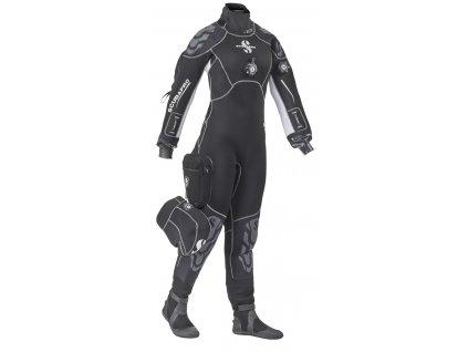 Neoprénový suchý oblek Scubapro Exodry 4.0 Lady