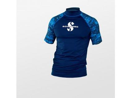 Lykrové triko Scubapro Aegean krátký rukáv