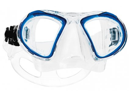 child 2 mask blue