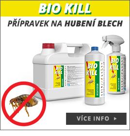 Bio Kill - hubení blech