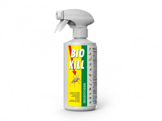 Bio Kill insekticid 200 ml - Přípravky proti hmyzu > Přípravky proti molům