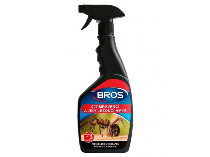 BROS 007 Mravenci a jiny lezouci hmyz 500ml (0450)