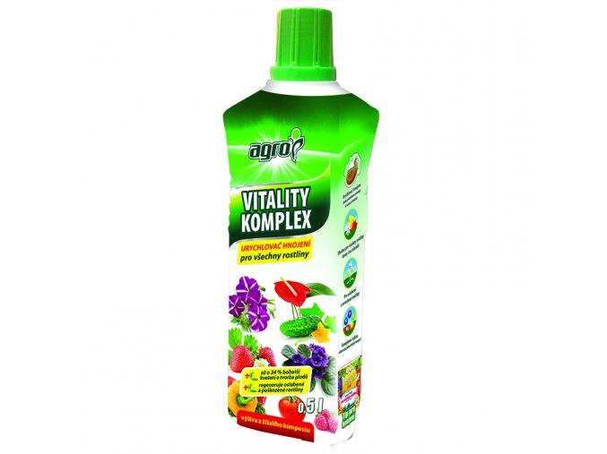 vitality komplex urychlovac hnojeni 0,5l