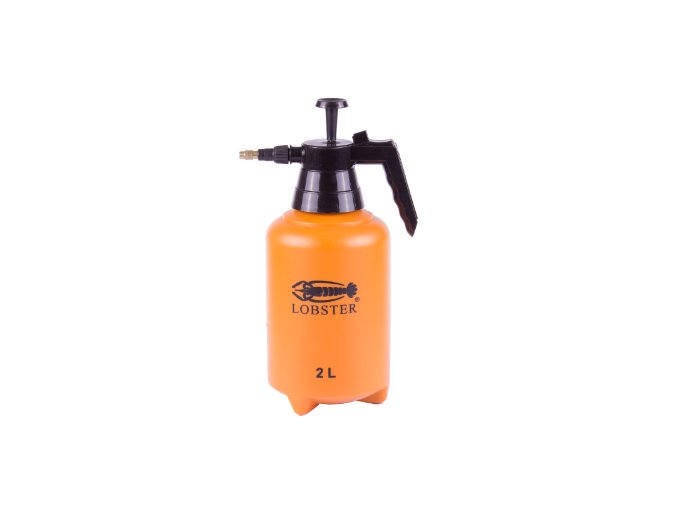 Zahradní tlakový postřikovač 2 litry