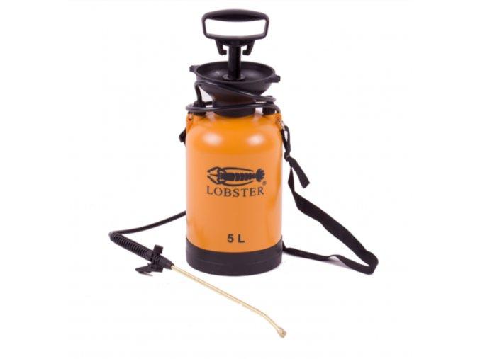 Tlakový postřikovač 5 litrů