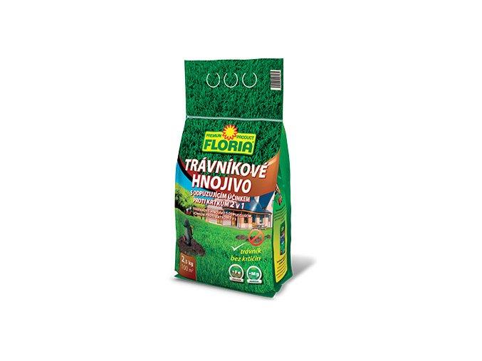Trávníkové hnojivo s odpuzujícím účinkem proti krtkům 7,5 kg - Přípravky proti krtkům