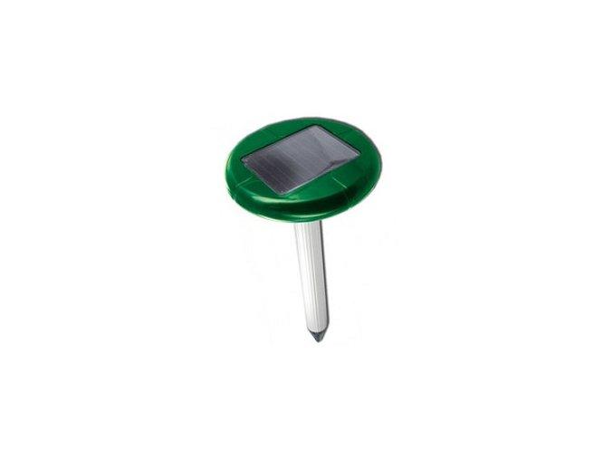 Weitech WK 0677 solární vibrační plašič krtků - Přípravky proti krtkům