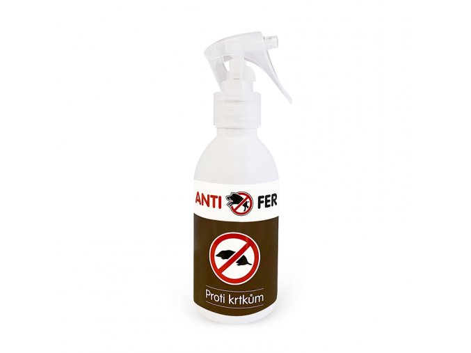 Antifer - roztok proti krtkům 200 ml