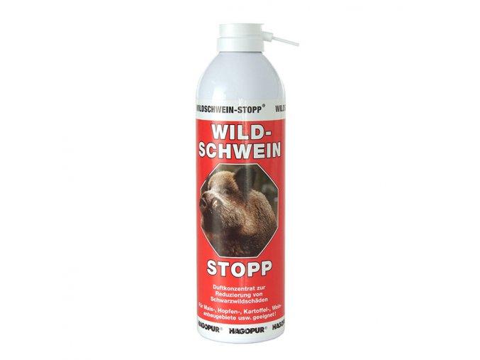 2294 hagopur odpuzovac divokych prasat cerveny 500ml