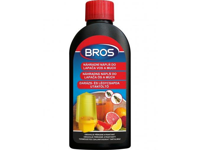 BROS náhradní náplň 200ml do lapače vos - Přípravky proti hmyzu > Přípravky proti vosám a sršním