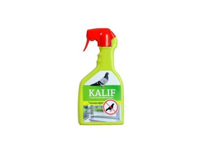 KALIF odpuzovač holubů a jiných ptáků 750 ml - Ochrana proti holubům