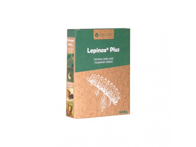 lepinox plus proti housenkam