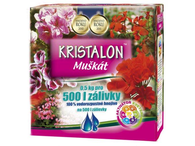 Kristalon Muškát 500g - Hnojiva > Krystalická hnojiva