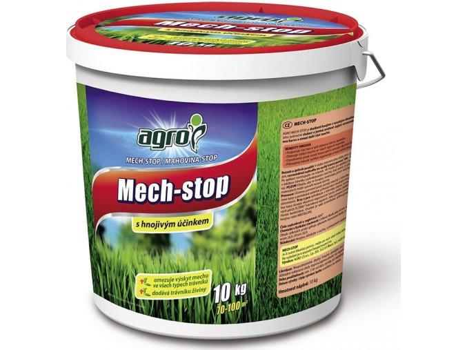 Agro mech stop10 kg - Přípravky na ochranu rostlin > Herbicidy proti plevelům