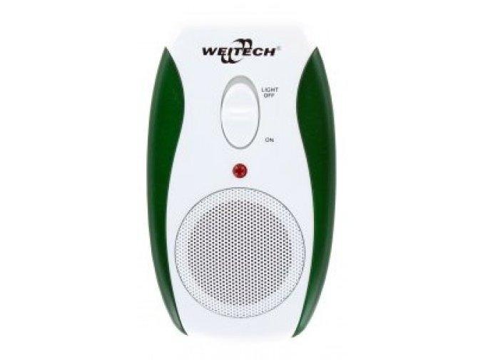 Weitech WK 0190 ultrazvukový odpuzovač myší a hmyzu - Přípravky proti hlodavcům > Přípravky proti myším