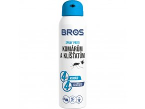 BROS sprej proti komarum a klistatum 90 ml (0003)