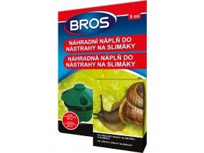 Návnadový roztok pro past na slimáky - Přípravky proti slimákům