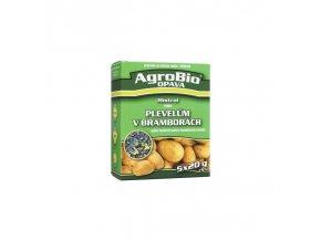 proti plevelum v bramborach mistral 5 x 20 g