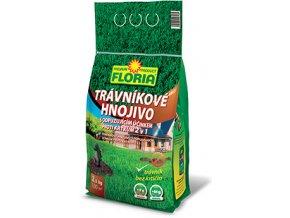 Trávníkové hnojivo s odpuzujícím účinkem proti krtkům 2,5 kg - Přípravky proti krtkům