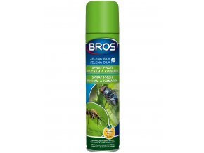 BROS zelena sila spray proti mucham a komarom 300ml