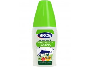 BROS ZS repelent proti komarom a kliestom 50ml
