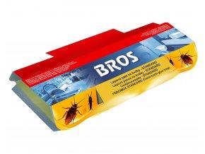 Lepová past na šváby s atraktantem - Přípravky proti hmyzu > Přípravky proti švábům