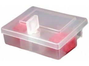 Deratizační stanička na myši průhledná - Přípravky proti hlodavcům > Deratizační staničky