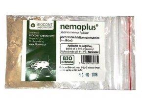 Hlístice Steinernema proti larvám smutnic Nemaplus 5 milionů - Přípravky proti hmyzu >> Přípravky proti smutnicím