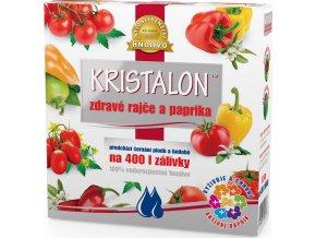 kristalon zdrave rajce a paprika