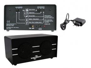 Weitech WK 0600 ultrazvukový odpuzovač hlodavců, veverek a hmyzu - Přípravky proti kunám