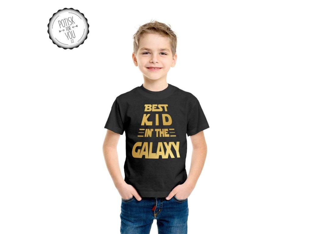 best kid in the galaxy black gold