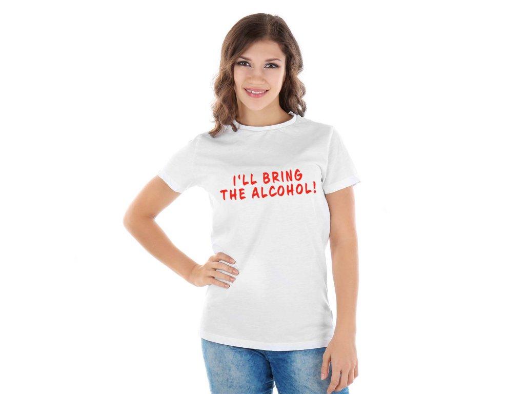 alkohol white red
