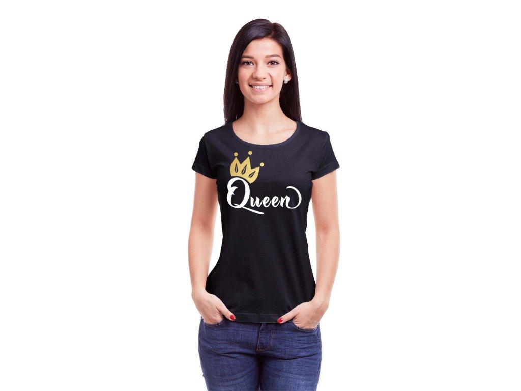 queen2 black white gold